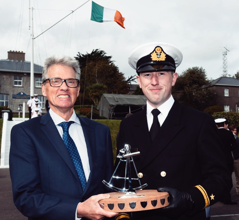 Todd Navigation Naval Watchkeeping Award